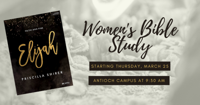Women's Morning Bible Study - Antioch